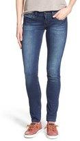 Mavi Jeans 'Serena' Stretch Skinny Jeans (Used Soft Shanti) (Regular & Petite)