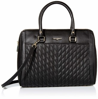 Karl Lagerfeld Paris Agyness Quilted Satchel