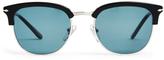Persol Suprema Icon Sunglasses Black/Blue
