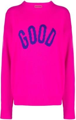 Ireneisgood Good-intarsia sweater