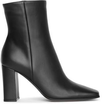 Gianvito Rossi Square toe 85 ankle boots