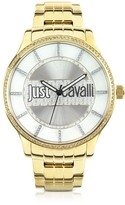 Just Cavalli Huge Collection Plated Gold Finish Watch