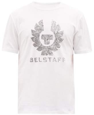 Belstaff Coteland 2.0 Cotton-jersey T-shirt - Mens - White