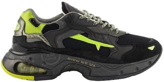Premiata Sneakers Black/green