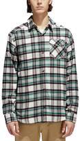 adidas Tartan Flannel Shirt - Men's