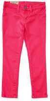 Ralph Lauren Girls 2-6x Girls Solid Jeans