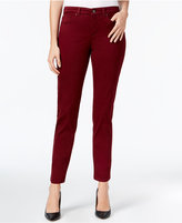 Charter Club Bristol Luxe Touch Tummy-Control Skinny Jeans, Created for Macy's