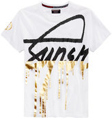 Superdry Men's Graphic-Print Metallic T-Shirt