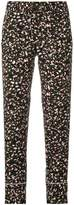 Zadig & Voltaire camouflage fitted trousers