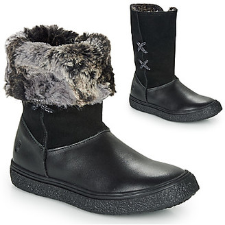 GBB OLINETTE girls's Mid Boots in Black