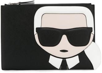 Karl Lagerfeld Paris clutch