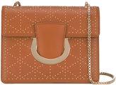 Salvatore Ferragamo studded 'Thalia' shoulder bag - women - Calf Leather - One Size