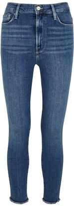 Frame Ali Blue Skinny Jeans