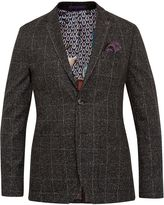 Ted Baker Connery Mouline Check Jacket