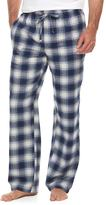 Croft & Barrow Men's Flannel Lounge Pants