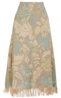 Acne Studios Long skirt