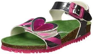 Agatha Ruiz De La Prada Girls' 192983 Open Toe Sandals