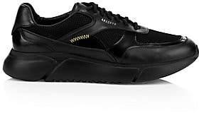 Axel Arigato Men's Genesis Leather Mesh Panel Platform Sneakers