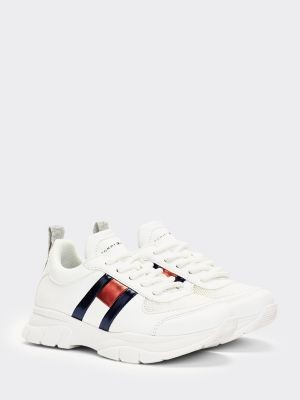 Tommy Hilfiger Chunky Sole Low-Top Trainers