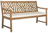 west elm Bradbury Outdoor 3-Seat Bench