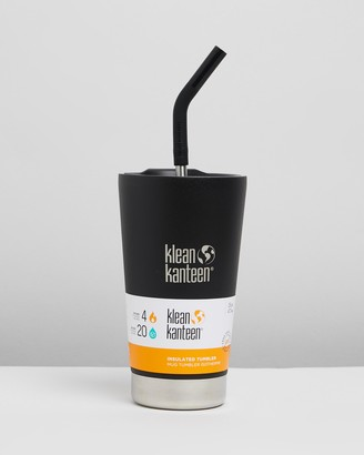 Klean Kanteen 16oz Insulated Tumbler with Straw Lid