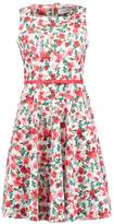 Closet Summer dress red/green