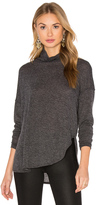 David Lerner Long Sleeve Turtleneck Tee