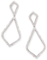 Kendra ScottKendra Scott Alexa Pave Diamond Statement Earrings