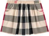 Burberry New Classic Check skirt Beige