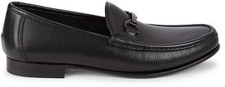 Allen Edmonds Vinci Pebbled Leather Loafers