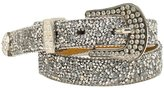 Ariat Western Belt Womens Cluster Crystals Leather XL A1520801