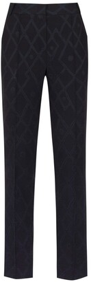 Alcaçuz Casual straight trousers