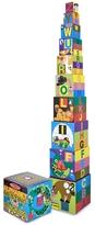 Melissa & Doug Alphabet Nesting & Stacking Blocks
