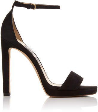 Jimmy Choo Misty Suede Sandals
