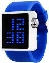 Gosasa Digital LED Waterproof Boys Girls Sport Casual Wrist Watches Blue