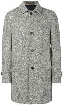 Eleventy classic buttoned coat