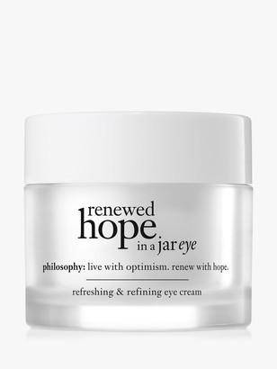 philosophy Renewed Eye Hope, 15ml