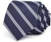 Theory Stripe Skinny Tie