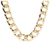 """Kenneth Jay Lane As Is Kenneth Jay Lane's 17"""" Twisted Link Necklace"""