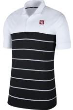 Nike Oklahoma Sooners Men's Striped Polo