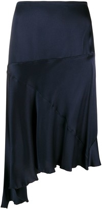 Romeo Gigli Pre-Owned 1990s Asymmetric Flared Skirt