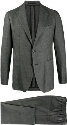 Tagliatore Two-Piece Jersey Suit