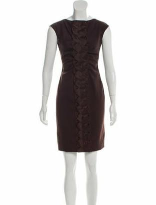 Valentino Mini Sheath Dress