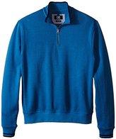 Cutter & Buck Men's Heritage Half Zip Sweatshirt