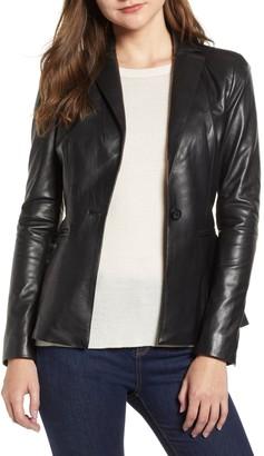 LAMARQUE Viola Leather Jacket