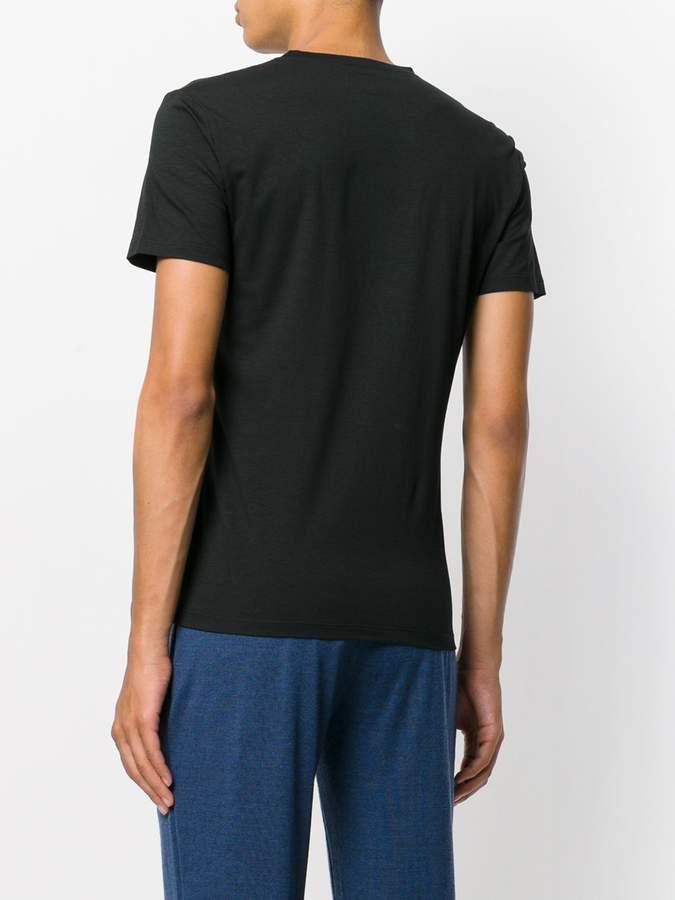 La Perla Challenge v-neck T-shirt