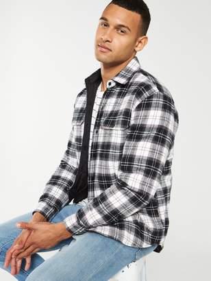 Levi's Reversible Jackson Overshirt - White/Black