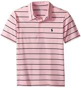 Polo Ralph Lauren Striped Performance Lisle Polo Boy's Clothing