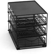 Lipper 3-Tier Single Serve Coffee Pod Storage Drawer