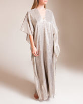 Metallic Lined Boubou